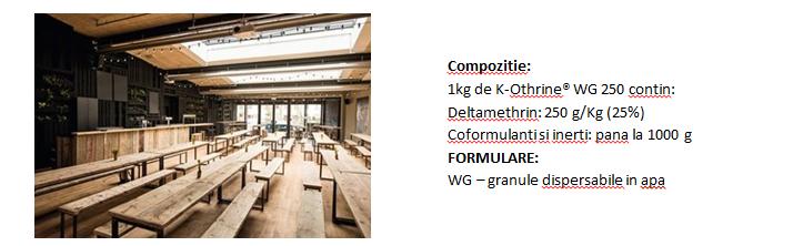 Kotherine Wg 250 compozitie